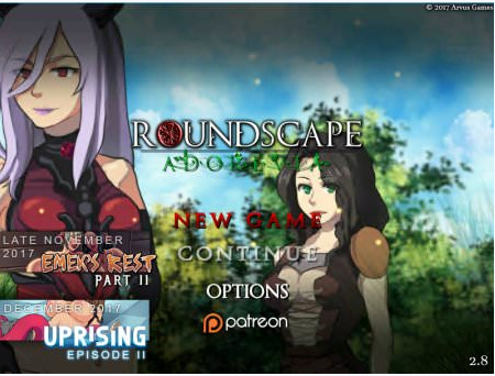 Roundscape Adorevia 2.8 PC Game Download for Mac OS X
