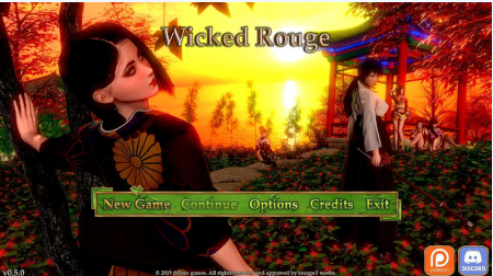 Wicked Rouge 0.7.2 PC Game Download for Mac OS X