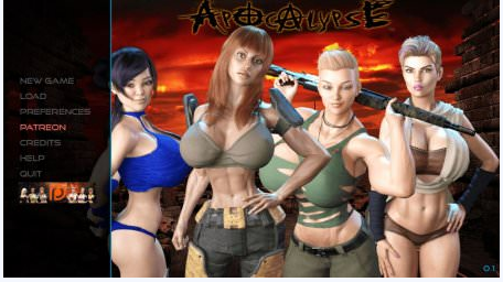 Apocalypse 0.5.1 PC Game Download for Mac OS X