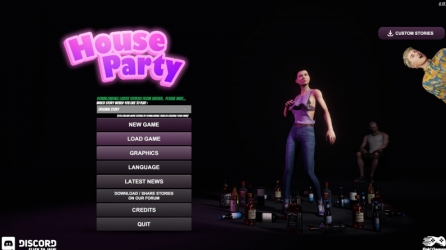 House Party 0.18.1 PC Game Download for Mac OS X