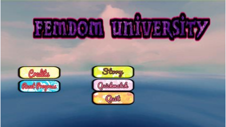 Femdom University 2.04 PC Game Download for Mac OS X
