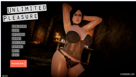 Unlimited Pleasure 0.4.2 PC Game Download for Mac OS X