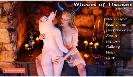 Whores of Thrones 1.12 PC Game Download for Mac OS X