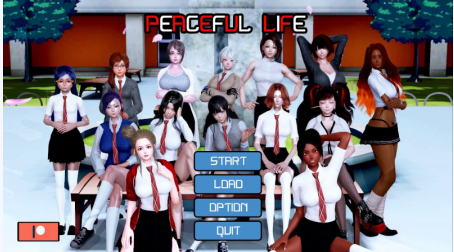 Peaceful Life 0.9 PC Game Download for Mac OS X