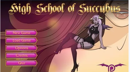 High School Of Succubus 1.44 PC Game Download for Mac OS X