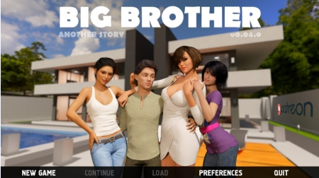 Big Brother Another Story 0.05.0.00 PC Game Download for Mac OS X