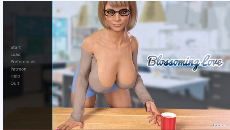 Blossoming Love PC Game Download for Mac OS X