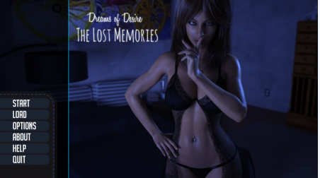 Dreams of Desire PC Game Download for Mac OS X