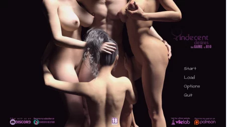 The Indecent Desires 0.013 PC Game Download for Mac OS X
