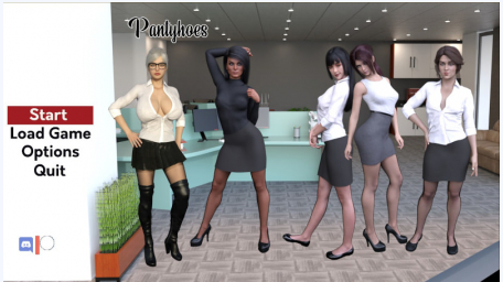 Pantyhoes 0.6 PC Game Download for Mac OS X