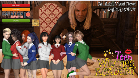 Teen Witches Academy 0.19.5 PC Game Download for Mac OS X
