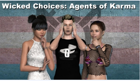 Wicked Choices Agents Of Karma 0.1.75 PC Game Download