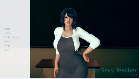 My Sexy Teacher 0.05 PC Game Download for Mac OS X