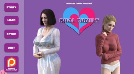 Dual Family 1.01 PC Game Download for Mac OS X