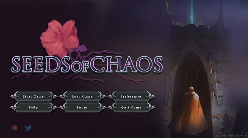 Seeds Of Chaos 0.2.61b Game Walkthrough Download for PC