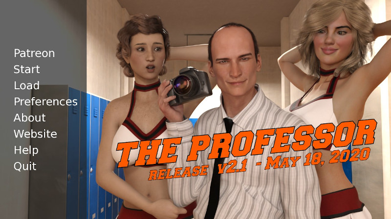 The Professor Remastered 3.1 Game Walkthrough Download for PC