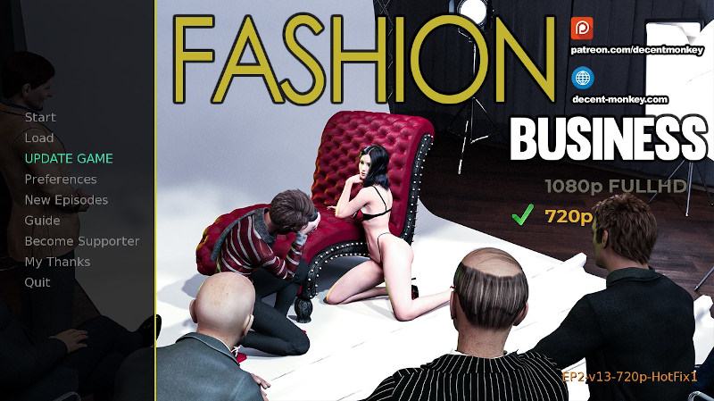 Fashion Business 2.2 Game Walkthrough Download for PC
