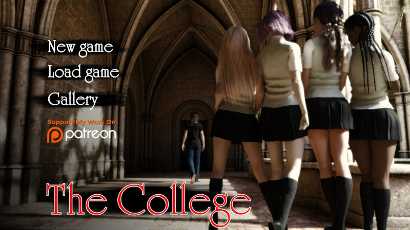 The College 0.10.0 Game Walkthrough Download for PC