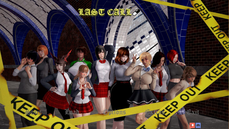 Last Call 0.2.1b Game Walkthrough Download for PC
